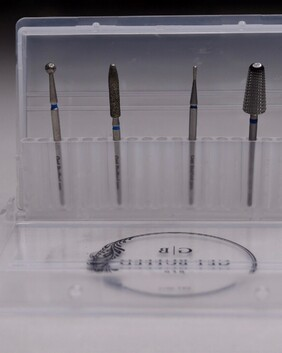 Complete E-File Bit Set and Case